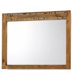 Espejo estilo rustico coleccion modular studio