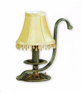 LAMPARA DE SOBREMESA ESTILO CLASICO, REF: DAFOR S-2299