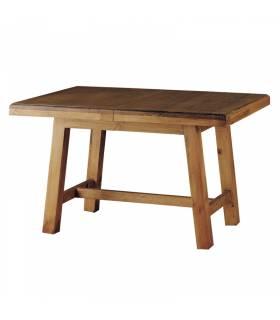 Mesa de comedor de estilo rustico coleccion mueble clásico