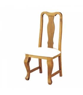 Silla de estilo rustico colección mueble mejicano