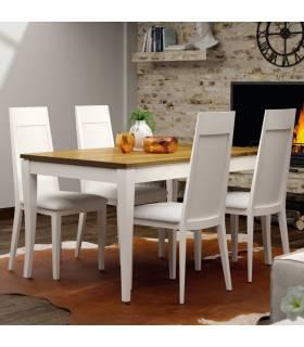 Mesa de comedor de estilo clásico