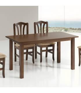 Mesa de comedor estilo provenzal colección provenza