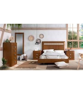 Dormitorio moderno de matrimonio