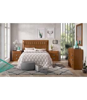 Composición dormitorio moderno