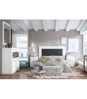 Conjunto dormitorio moderno