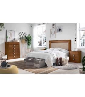 Conjunto de dormitorio de pino