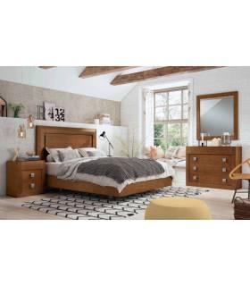 Dormitorio estilo moderno Colección : Neva