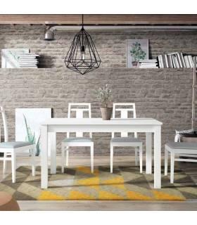 Mesas de comedor fija de estilo moderno
