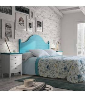 Conjunto de dormitorio de matrimonio. Dormitorio de estilo clásico
