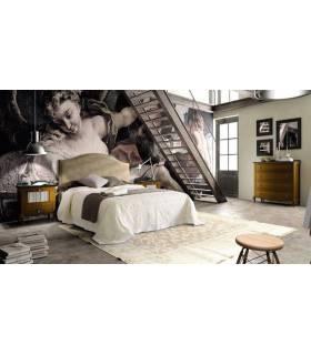 Conjunto de dormitorio matrimonio