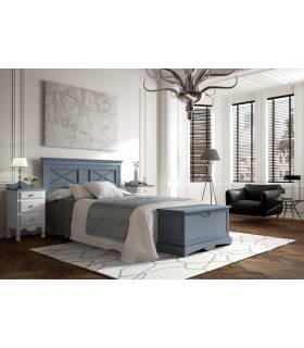 Conjunto de dormitorio de estilo clásico para matrimonio