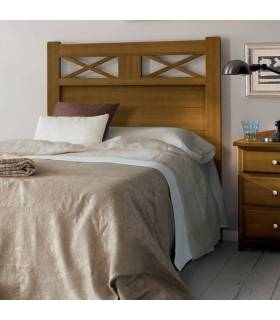 Cabecero de madera de estilo clásico
