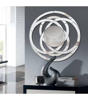 espejo veneciano con luna central