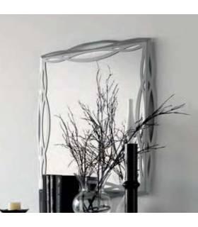 Espejo de forja de diseño modelo milos
