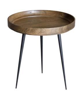 Mesas auxiliares muy baratas de madera buena