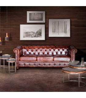 Sofas de estilo vintage de Giner y Colomer