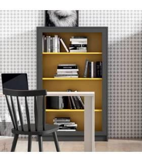 Libreros baratos de madera maciza