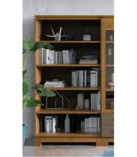 Libreros de madera baratos fabricados por Jose Ibañez