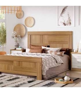 Cama moderna de pino y a buen precio