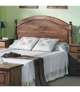 Cabecero de madera de calidad