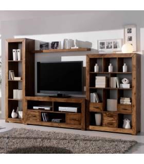 Librerías de madera baratas y de calidad