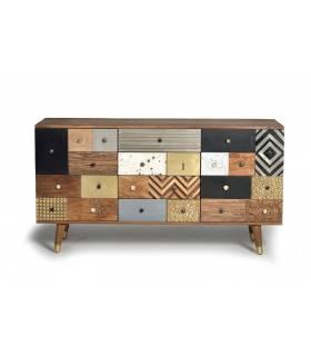 Aparadores de madera maciza de gran calidad