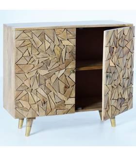 Aparador de madera maciza barato