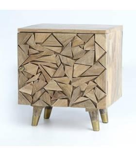 Mesillas de noche de madera baratas