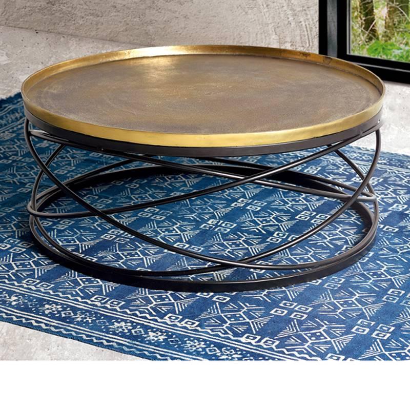Mesa De Centro De Estilo Vintage Fabricada Por Giner Y Colomer Online