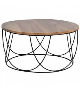 Mesas de centro de estilo vintage baratos