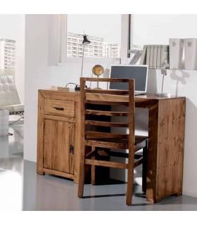 Mesas de estudio rústicas y de calidad baratas