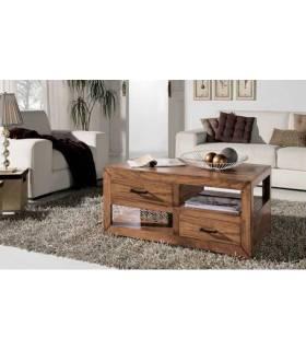 Mesas de centro de estilo rústico colección tijuana