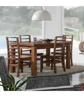 Mesas de comedor de estilo rustico a buen precio