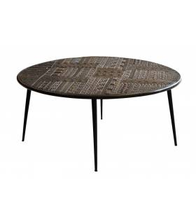 Mesas de centro de estilo vintage