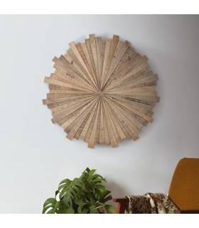 Paneles decorativos en madera de calidad