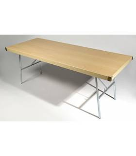 MESA PLEGABLE DE CATERING RECTANGULAR, COLOR Y MEDIDAS A ELEGIR, REF: MCT18902B