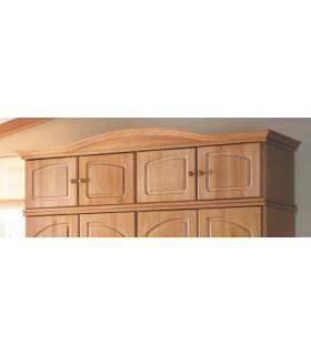 Armarios de madera a buen precio