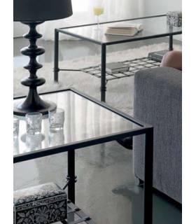 Mesa de rincón cuadrada modelo Marsella
