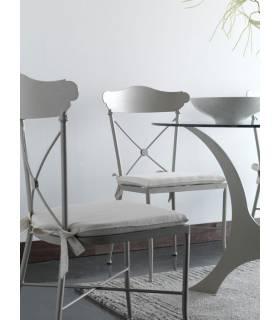 Silla de forja modelo Apolo