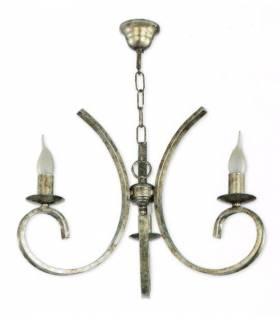 LAMPARA DE TECHO ESTILO CLASICO, REF: L-ADE/3