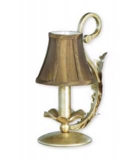 LAMPARA DE SOBREMESA ESTILO CLASICO, REF: YECLA S-2337