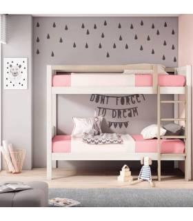 Literas modernas para dormitorios juveniles en colores a elegir