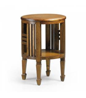Licorera madera para salones coloniales madera de teca