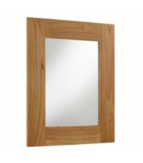Espejo marco madera de moycor para dormitorios