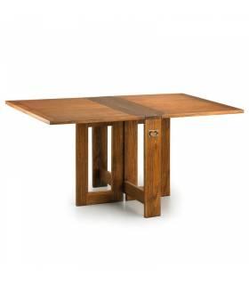 mesa auxiliar plegable 2 alas
