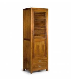 armario modelo marco polo 1 puerta 2 cajones