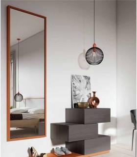 espejo vestidor Zoe de José Ibañez