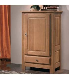 Armario cómodo y de agradable diseño para su domicilio. Cuenta con una puerta.