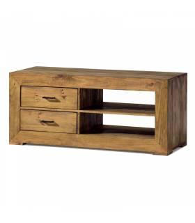 Mueble de Tv estilo rustico coleccion zoom