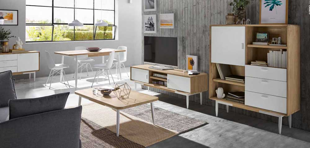 Muebles modernos de diseño colección florence